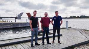 Intelligent Systems udvider holdet med 3 nye medarbejdere